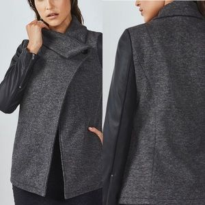 Fabletics Milano Coat NWT Med